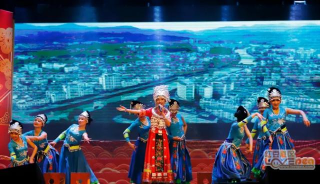 蒙山县2019年春节联欢晚会
