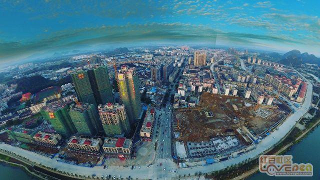 钟山河东新区