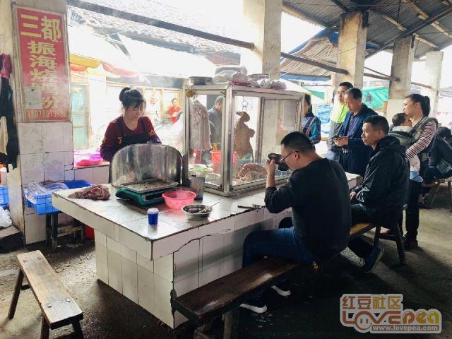 柳州三都烧鸭粉