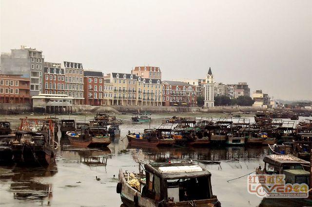 【渔港】企沙大过广州城