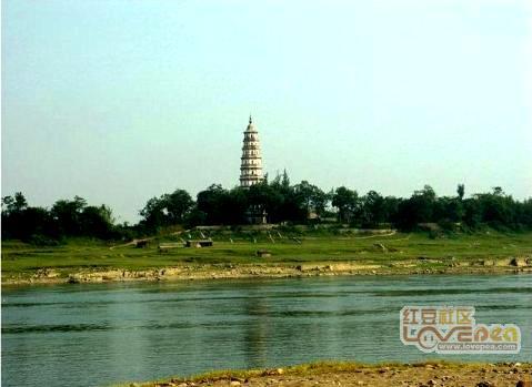 桂平东塔:广西最高最老的古塔