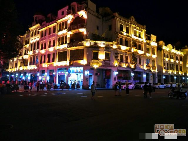 梧州老城区