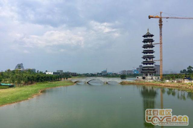 柳州芭塘湿地公园