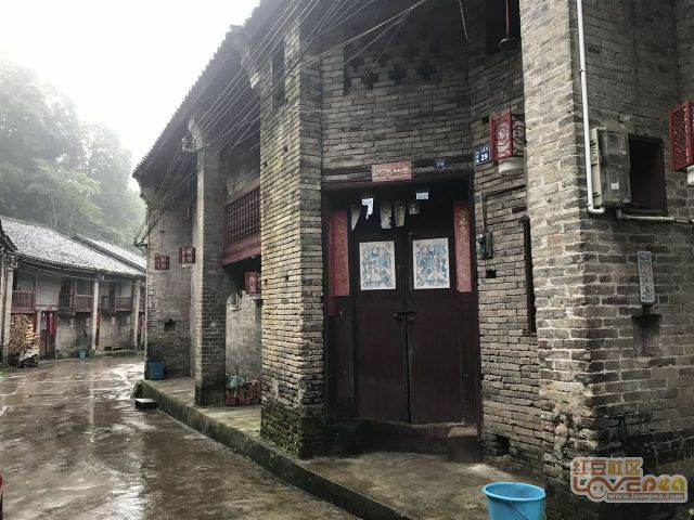 瑶山六段屯古民居