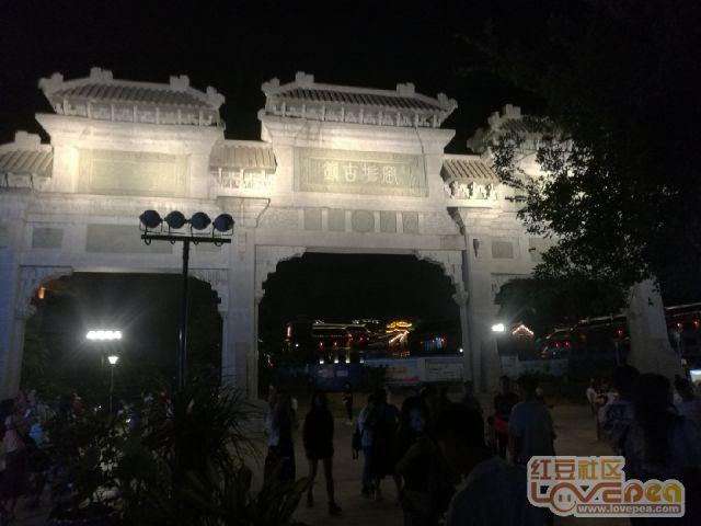 国庆前的窑埠古镇
