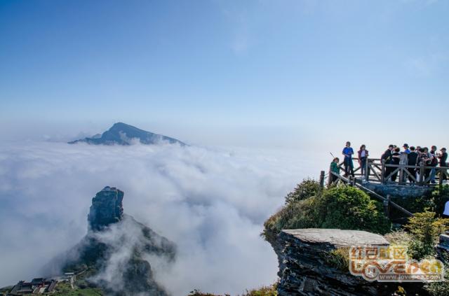 游贵州梵净山