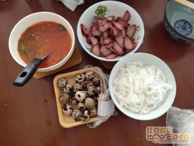 自制柳州凉拌粉
