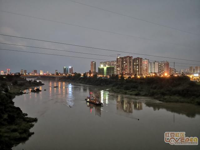 今日来宾红水河