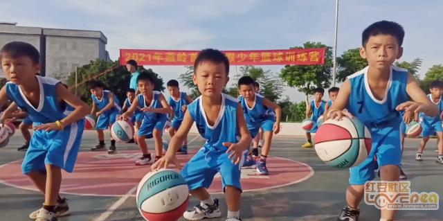 少年篮球训练营