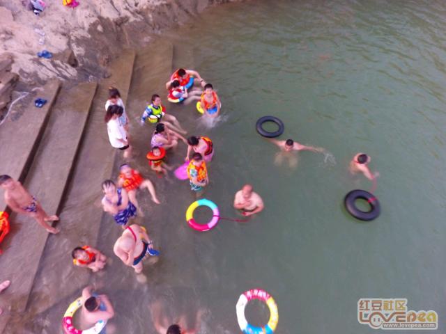 红水河之美