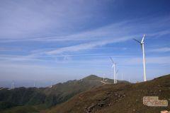 见识兴安风力发电场