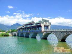 富川风雨桥