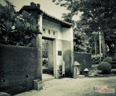 清朝乾隆时期的古村
