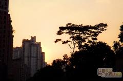 深圳街头记录生活情调