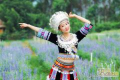柳州蓝色梦幻香草园